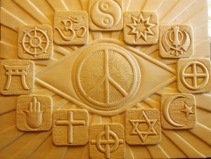 KERBER CARVING ART – Peace &  Religion´s (2016)