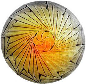 Kerber Carving Art Logo